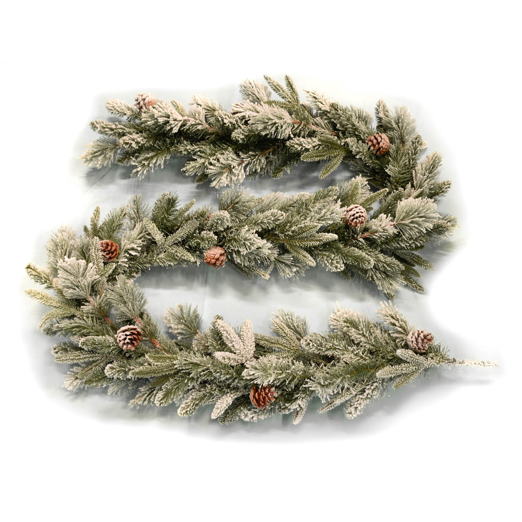 9__x_14___FLOCK_MIXED_ROSE_MARY_AND_EMERALD_ANGEL_GARLAND_WITH_PINE_CONES.jpg